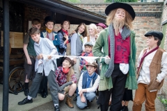 Fagin and Gang 2015