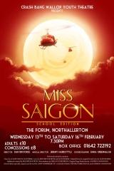 Miss Saigon, February 2013