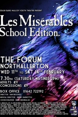 Les Miserables, February 2015