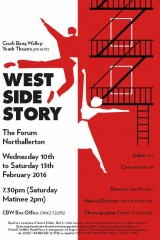 West Side Story, February 2016