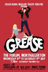 Grease, July 2016