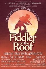 Fiddler on the Roof, February 2019