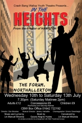 In the Heights, July 2019